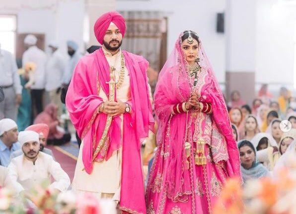Punjab CM's son wedding