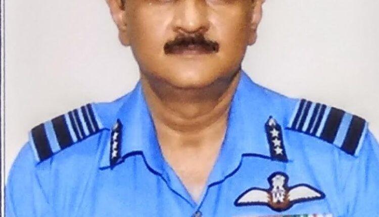 air marshal DK Patnaik
