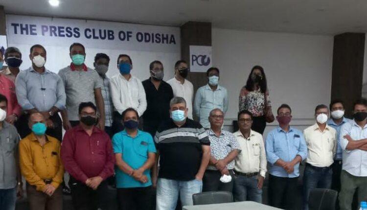odisha press club